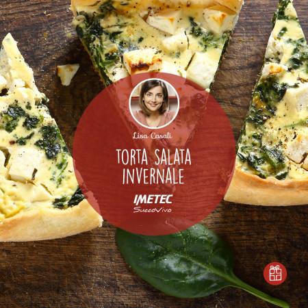 UN'IDEA PER GLI AVANZI: torta salata