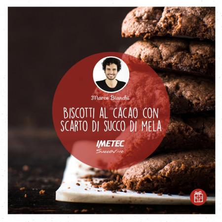 IDEA PER L'EPIFANIA: Biscotti al cacao