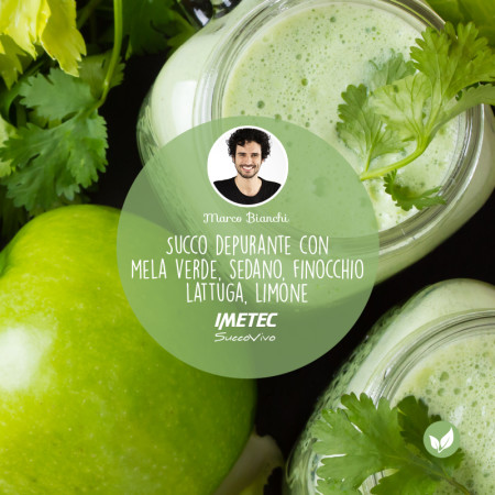 UN'IDEA SPECIALE PER RIMETTERSI IN FORMA: la detox bottle